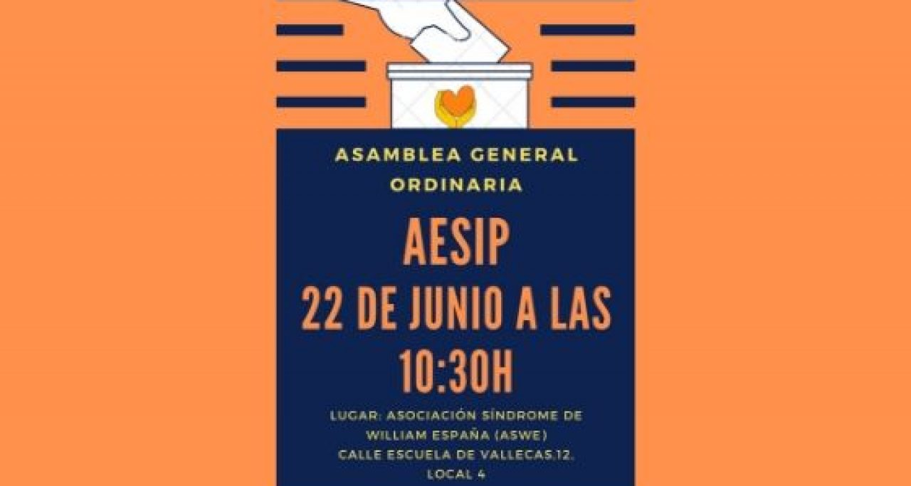 VI ASAMBLEA GENERAL ORDINARIA AESIP